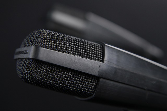 Sennheiser-Mikrofon