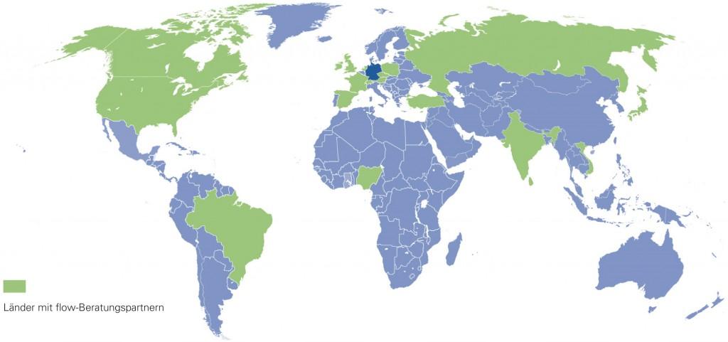 internationales Partnernetzwerk