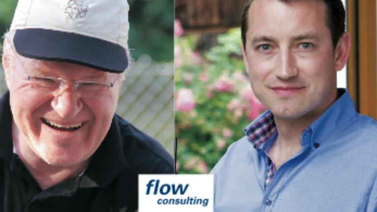 25 Jahre flow consulting Interview mit Werner Morfeld und Renke Ulonska zum Firmenjubiläum