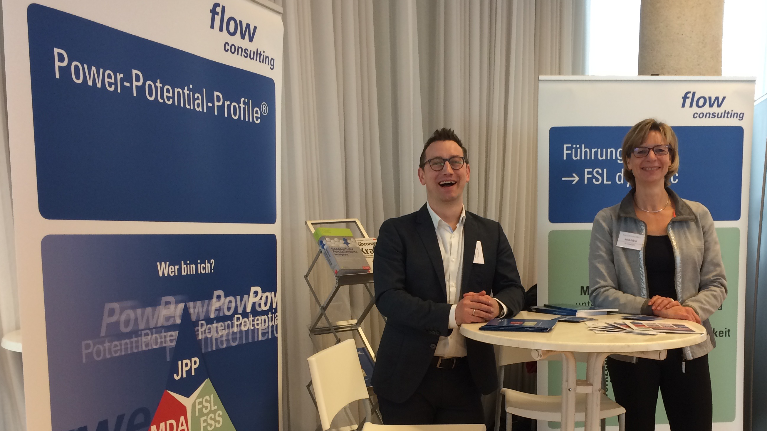 flow consulting auf dem Trainerkongress in Berlin 2019